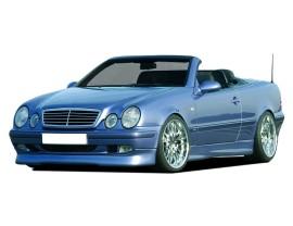 Mercedes CLK W208 Recto Front Bumper Extension