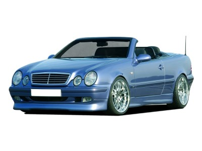 Mercedes CLK W208 Recto Front Bumper Extension
