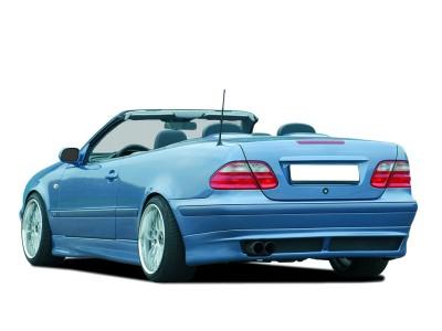 Mercedes CLK W208 Recto Heckansatz