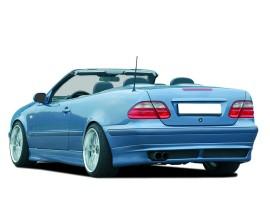 Mercedes CLK W208 Recto Rear Bumper Extension