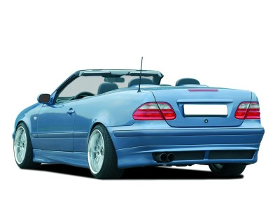 Mercedes CLK W208 Recto Rear Bumper Extension
