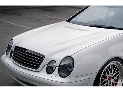 Mercedes CLK W208 SX Motorhaube