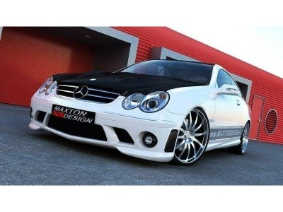 Mercedes CLK W209 AMG-Look Body Kit