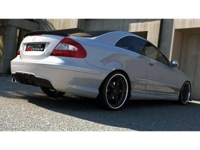 Mercedes CLK W209 AMG-Look Heckstossstange