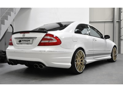 Mercedes CLK W209 Bara Spate Exclusive