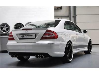 Mercedes CLK W209 Bara Spate PR