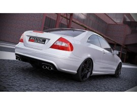 Mercedes CLK W209 Black-Series-Look Hatso Lokharito