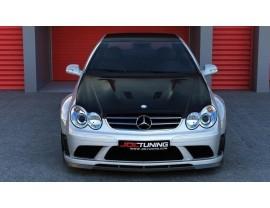 Mercedes CLK W209 Black-Series-Look Hood