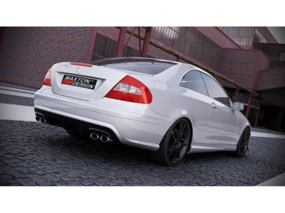 Mercedes CLK W209 Black-Series-Look Rear Bumper