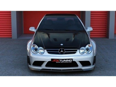 Mercedes CLK W209 Capota Black-Series-Look