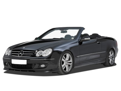 Mercedes CLK W209 Citrix Front Bumper Extension