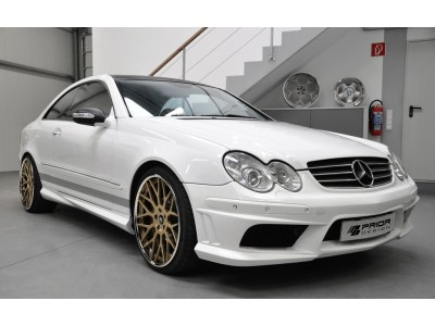 Mercedes CLK W209 Exclusive Elso Lokharito