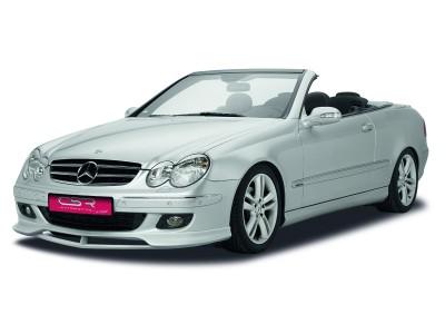 Mercedes CLK W209 Facelift Crono Front Bumper Extension