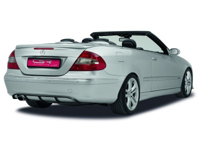 Mercedes CLK W209 Facelift Crono Rear Bumper Extension
