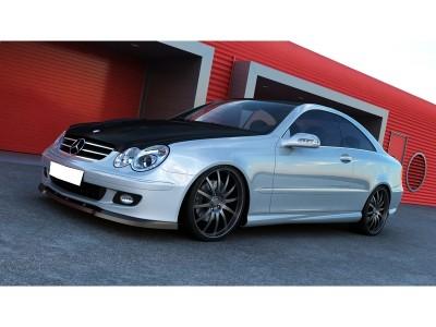Mercedes CLK W209 Facelift Extensie Bara Fata MX2