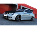 Mercedes CLK W209 Facelift MX Front Bumper Extension