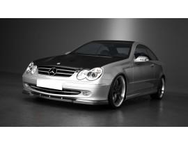 Mercedes CLK W209 MX Front Bumper Extension