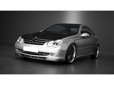 Mercedes CLK W209 MX Front Bumper Extension