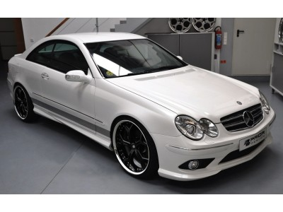 Mercedes CLK W209 PR Frontstossstange