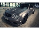 Mercedes CLK W209 Proteus Wide Body Kit