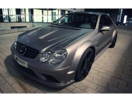 Mercedes CLK W209 Proteus Wide Body Kit