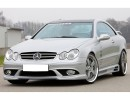 Mercedes CLK W209 Recto Front Bumper Extension