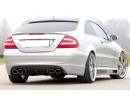 Mercedes CLK W209 Recto Window Spoiler