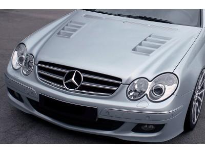 Mercedes CLK W209 SX Motorhaube