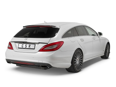 Mercedes CLS 218 CX Rear Wing Extension
