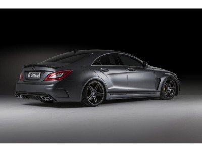 Mercedes CLS 218 Exclusive Front Wheel Arches