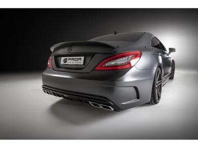 Mercedes CLS 218 Exclusive Heckstossstange
