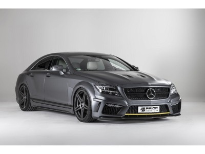 Mercedes CLS 218 Exclusive Hood Extension