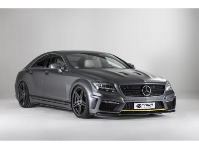 Mercedes CLS 218 Exclusive Motorhaubenaufsatz