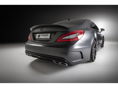 Mercedes CLS 218 Exclusive Rear Wing