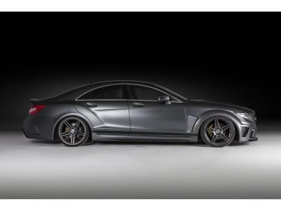 Mercedes CLS 218 Exclusive Seitenschwellern