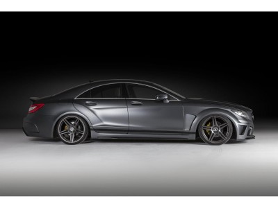 Mercedes CLS 218 Exclusive Side Skirts