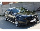 Mercedes CLS 218 MX Front Bumper Extension