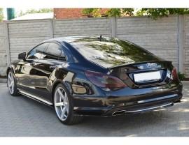 Mercedes CLS 218 MX Rear Bumper Extension