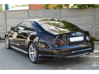 Mercedes CLS 218 MX Rear Bumper Extension