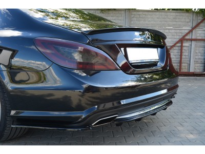 Mercedes CLS 218 MX2 Rear Bumper Extension