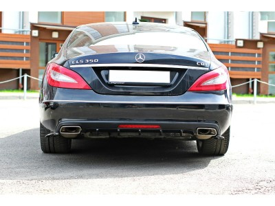 Mercedes CLS 218 Meteor Rear Bumper Extension