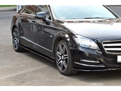 Mercedes CLS 218 Meteor Seitenschwelleransatze