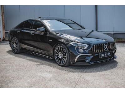Mercedes CLS C257 MX Front Bumper Extension