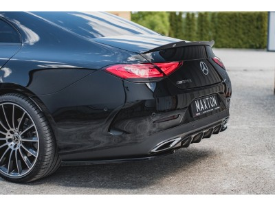 Mercedes CLS C257 MX Rear Wing Extension