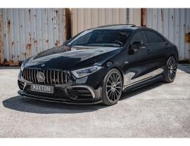 Mercedes CLS C257 MX2 Front Bumper Extension