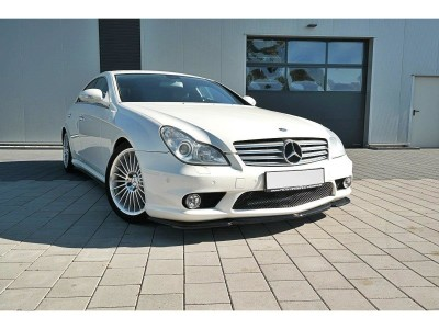 Mercedes CLS W219 55AMG Matrix Front Bumper Extension