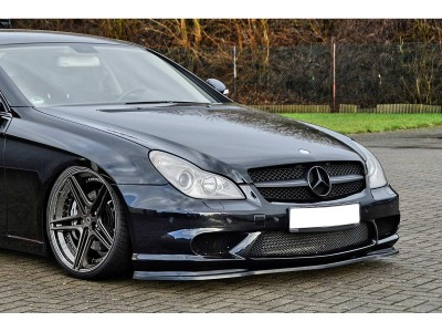 Mercedes CLS W219 AMG Intenso Front Bumper Extension