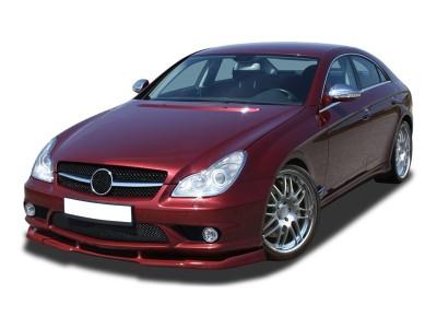 Mercedes CLS W219 AMG VX Front Bumper Extension