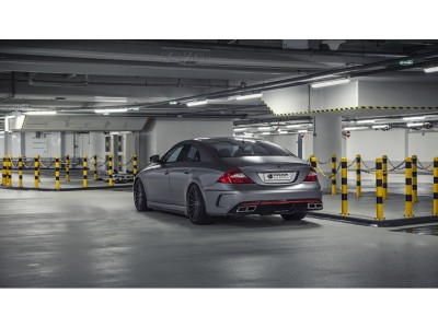 Mercedes CLS W219 Bara Spate Black-Edition