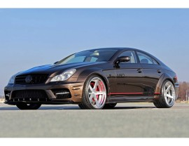 Mercedes CLS W219 Exclusive Wide Body Kit